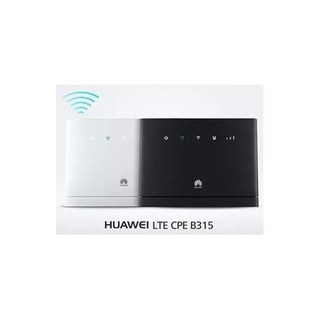 СТАЦИОНАРНЫЙ СИМ-ФРИ CPE РОУТЕР LTE 4G 3G HUAWEI B315