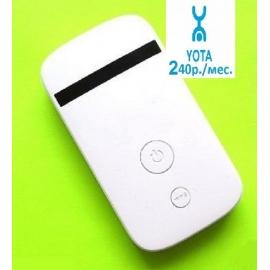 МОБИЛЬНЫЙ СИМ-ФРИ РОУТЕР LTE 4G 3G ZTE MF90+ SMART