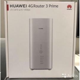 СТАЦИОНАРНЫЙ CPE СИМ-ФРИ 4G 3G WIFI РОУТЕР HUAWEI B618